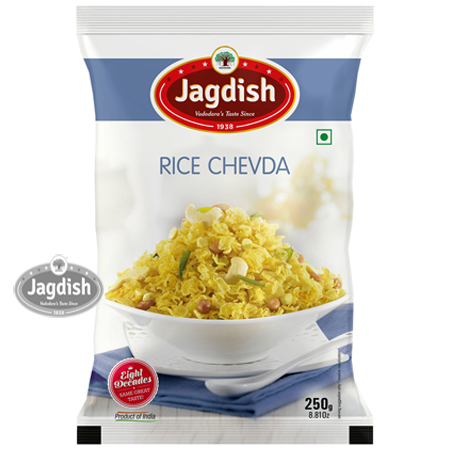 Rice Chevdo