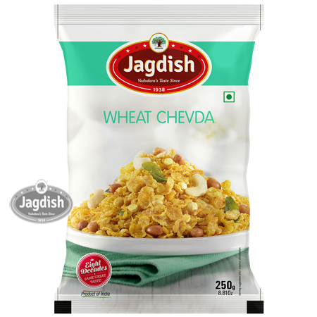 Wheat Chevdo